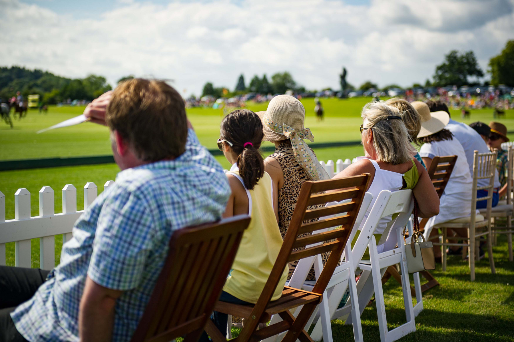 Gold Cup | Cowdray Park Polo Club